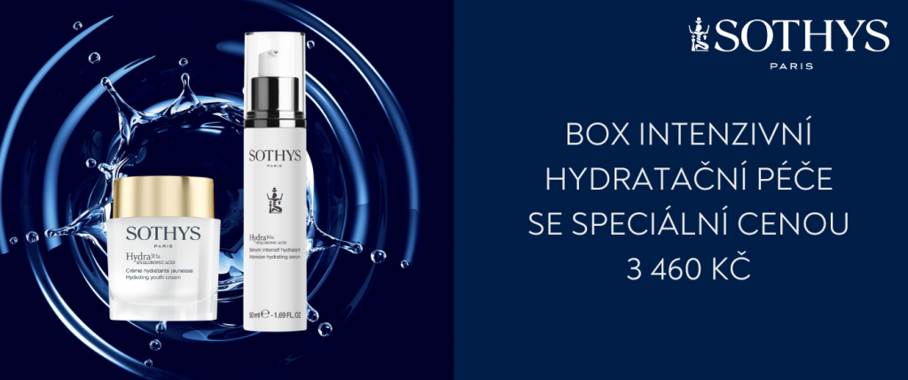 Sothys Paris hydratační box